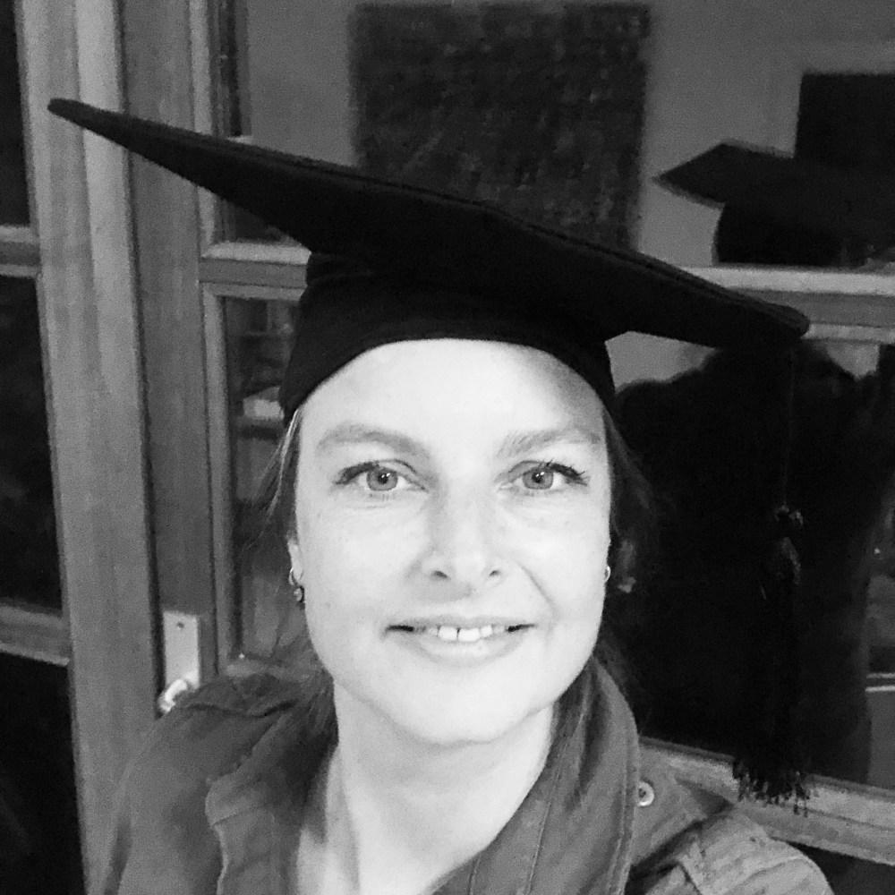 Claudia afgestudeerd op Nyenrode business universiteit