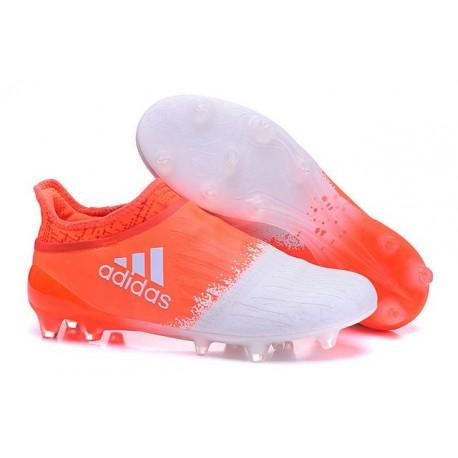 Crampon Adidas Orange 2