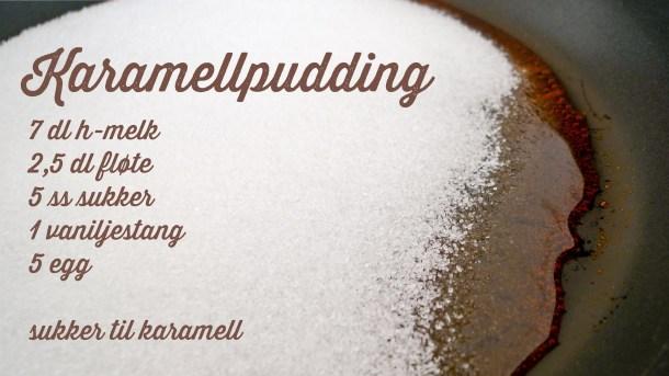 sukker til karamellpudding_