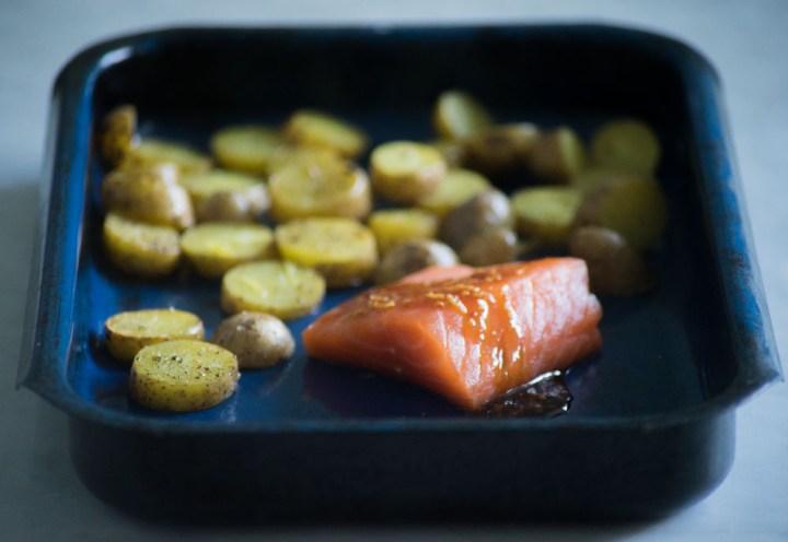 asparges -lun salat med laks-6