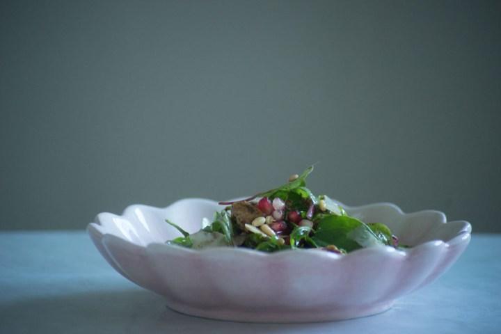 salat på glass 2-3