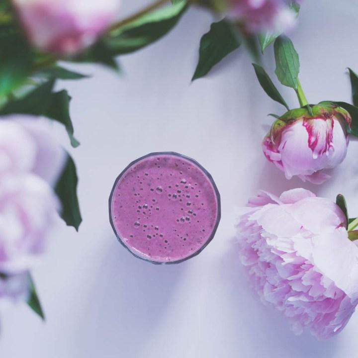 skogsbær smoothie