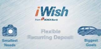 icici bank i wish
