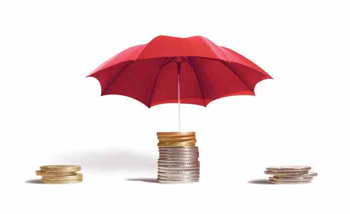Investments protected from creditors
