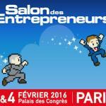 [ÉVÉNEMENT] Le Salon des Entrepreneurs de Paris les 3 et 4 février