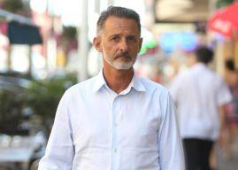 Un nouveau scooter pour Franck, le héros de Nice