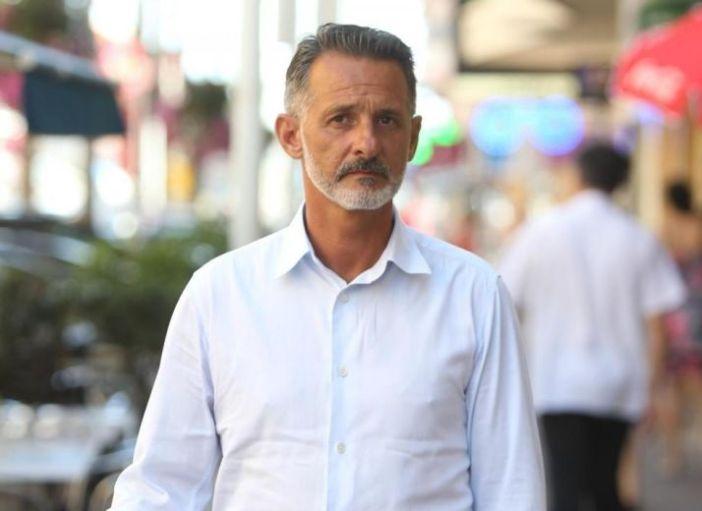 Franck le héros de Nice
