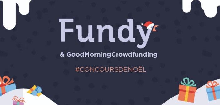 Concours – Pour Noël, Fundy vous fait gagner plusieurs innovations issues du crowdfunding