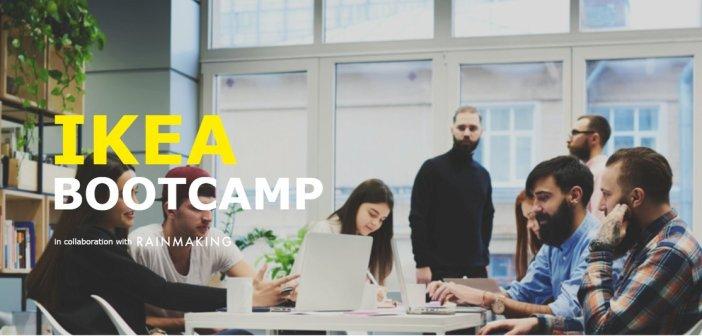 Ikea aide au développement des startups !