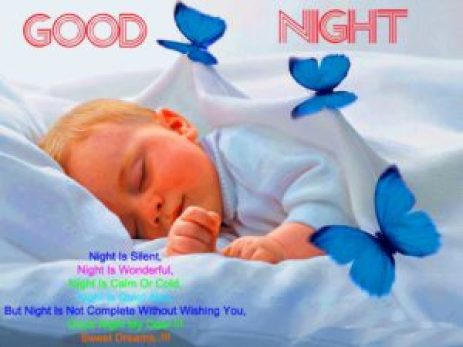 baby good night photo - scoailly keeda