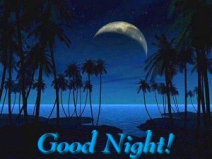 Good Night Image - scoailly keeda