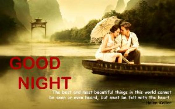 Romantic Good Night Images Photo Pics HD For Husband Wife