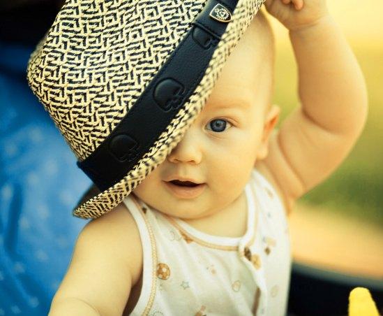 Nice Whatsapp Dp Pics With Cute Baby