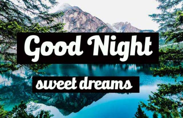 Good Night Pics for Friend
