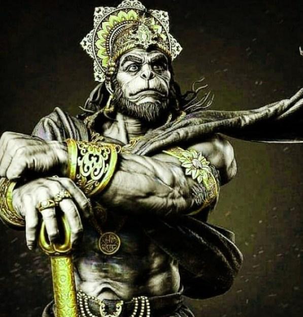 Hanuman Ji God Whatsapp DP Profile Images Pics Wallpaper Free Download