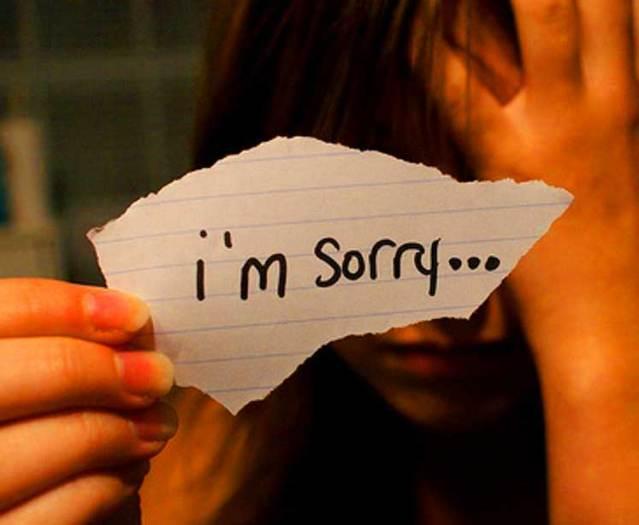 Best Sorry Whatsapp Dp Pics Photo