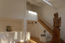Paris Zadkine Museum - the workshop