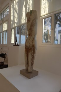 Paris Zadkine museum - the workshop
