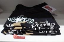 passion france-Tshirt lady