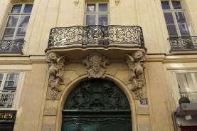 Hotel particulier 51 rue saint Louis en l'ile