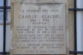 Ile saint louis Paris-maison camille claudel