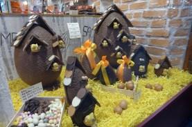 NIcolsen chocolates Paris-window