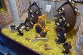 Nicolsen Chocolates Paris-easter window