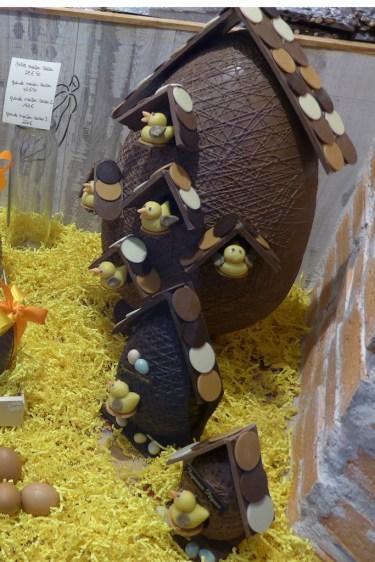 Nicolsen chocolates Paris-easter eggs