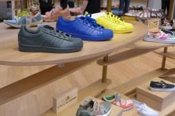 Le Bon Marche Paris-Souliers-Adidas