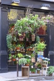 Flowers Paris Rue des Saints Peres