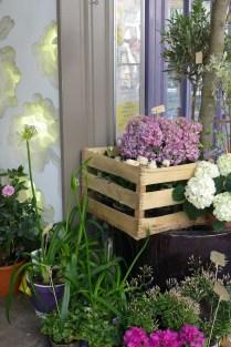 Flowers Paris - the Rue de Babylone Shop