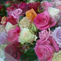 Moulie Flower Shop Paris - Roses