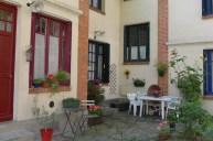 Butte aux Cailles Paris-La petite Alsace- A house