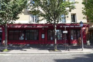 Restaurant Le Temps des Cerises-Rue de la Butte aux Cailles