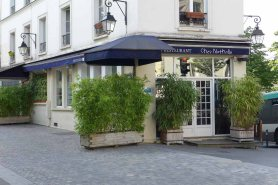 Restaurant Chez Nathalie-Butte aux Cailles-Paris