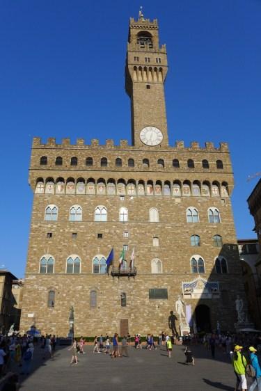 Florence-Palazzo vecchio