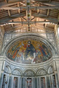 Florence-San Miniato-the choir