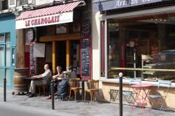 Marche Aligre Paris-Le Charolais