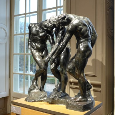 Musée Rodin-Paris-The three shades-Room 5
