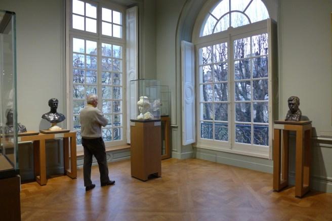 Musée Rodin-Paris-Room 11-Portraits and nice views