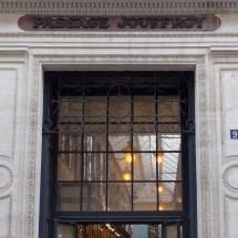 Entrance of Passage Jouffroy-Paris-Rue Grange batelière