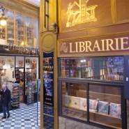 Passage Jouffroy-Paris-La librairie du Passage