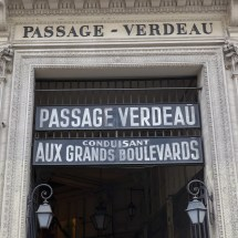 Entrance of the Passage Verdeau_Paris-Rue du Fbg Montmartre