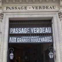 Entrance of the Passage Verdeau_Paris-Rue du Fbg Montmartre