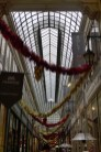 Passage Verdeau-Paris-Glass roof as fish bones
