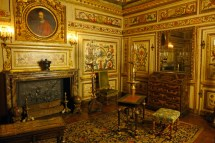 Carnavalet Museum-Paris-Cabinet Colbert de Villacerf