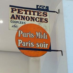 Carnavalet Museum-Paris-Sign