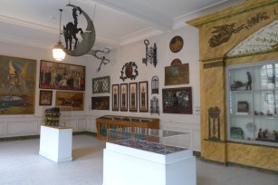 Carnavalet Museum-Paris-The Signs Gallery