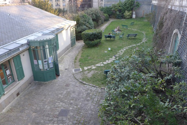 Exploring Passy-Paris-Balzac House and Garden