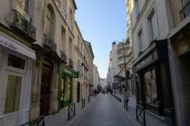 Exploring Passy-Paris-Rue de l'Annonciation
